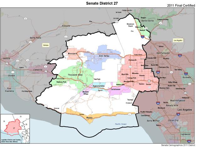 Caucus members senate democratic caucus district map website freerunsca Choice Image